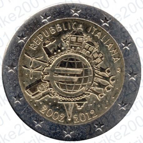 Italia - 2€ Comm. 2012 Anniversario FDC