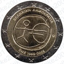 Grecia - 2€ Comm. 2009 FDC EMU