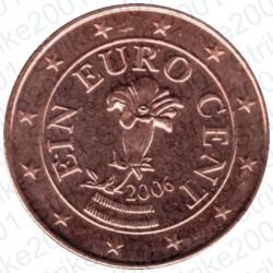 Austria 2006 - 1 Cent. FDC