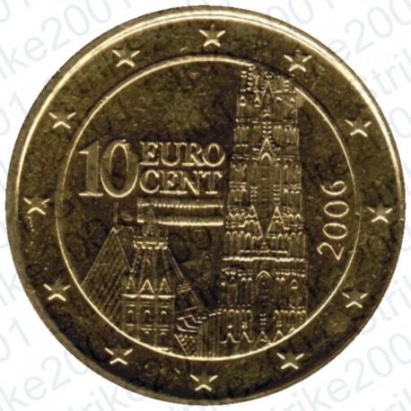 Austria 2006 - 10 Cent. FDC