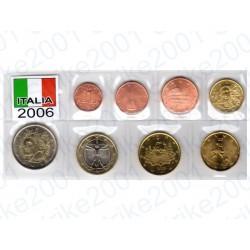 Italia - Blister 2006 FDC