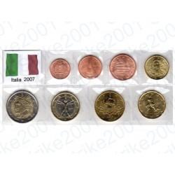 Italia - Blister 2007 FDC