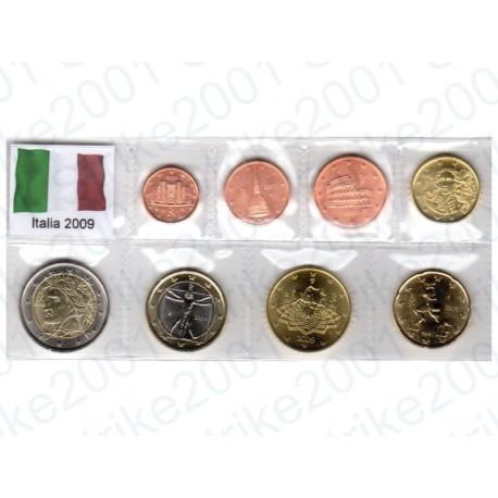 Italia - Blister 2009 FDC