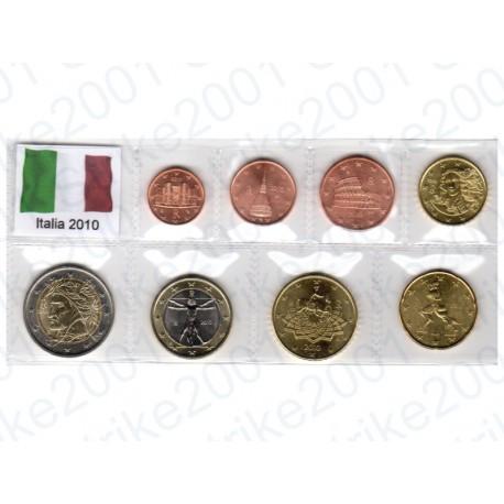 Italia - Blister 2010 FDC