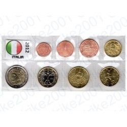 Italia - Blister 2012 FDC