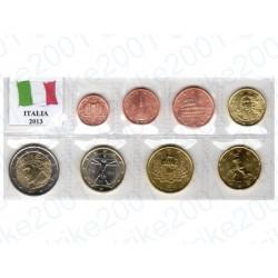 Italia - Blister 2013 FDC