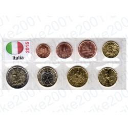 Italia - Blister 2015 FDC