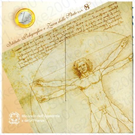 Italia - Divisionale Ufficiale 2003 FDC 8 Valori