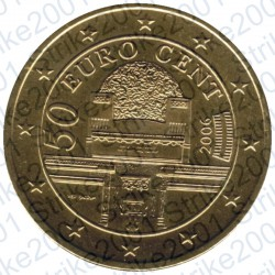 Austria 2006 - 50 Cent. FDC