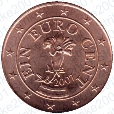 Austria 2007 - 1 Cent. FDC