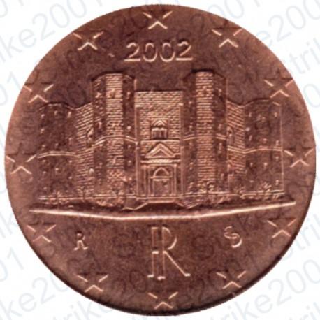 Italia 2002 - 1 Cent. FDC