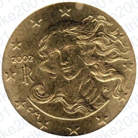 Italia 2002 - 10 Cent. FDC