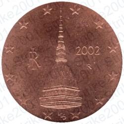 Italia 2002 - 2 Cent. FDC