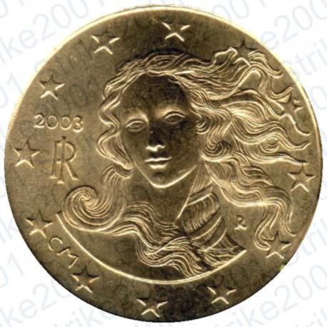 Italia 2003 - 10 Cent. FDC