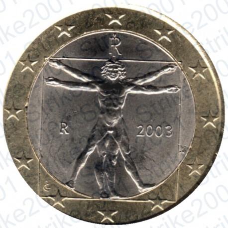 Italia 2003 - 1€ FDC