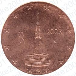 Italia 2003 - 2 Cent. FDC