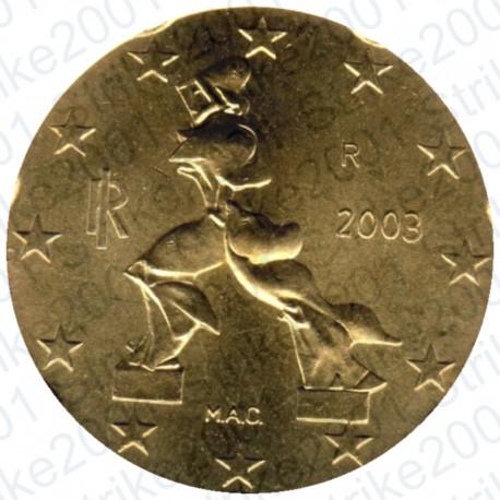 Italia 2003 - 20 Cent. FDC