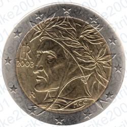 Italia 2003 - 2€ FDC