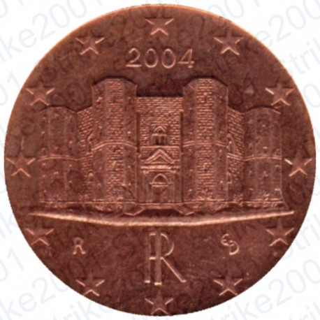 Italia 2004 - 1 Cent. FDC