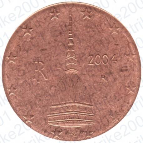 Italia 2004 - 2 Cent. FDC