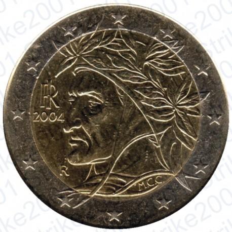 Italia 2004 - 2€ FDC