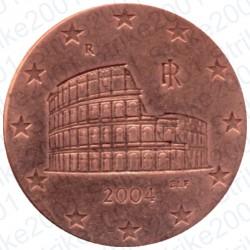 Italia 2004 - 5 Cent. FDC