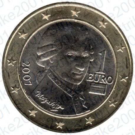 Austria 2007 - 1€ FDC