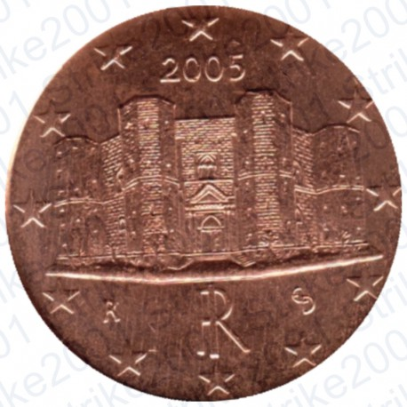 Italia 2005 - 1 Cent. FDC