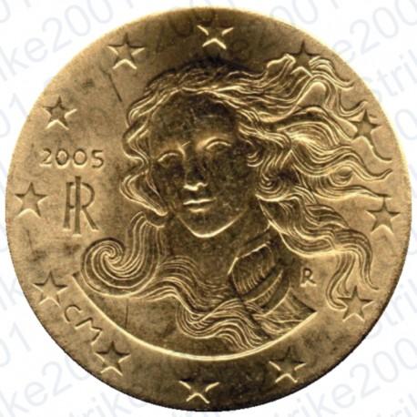 Italia 2005 - 10 Cent. FDC