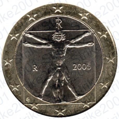 Italia 2005 - 1€ FDC