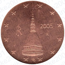 Italia 2005 - 2 Cent. FDC