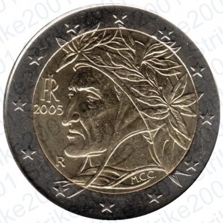 Italia 2005 - 2€ FDC