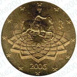 Italia 2005 - 50 Cent. FDC