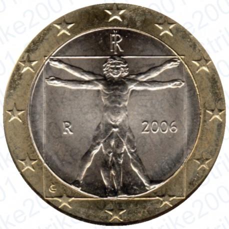 Italia 2006 - 1€ FDC