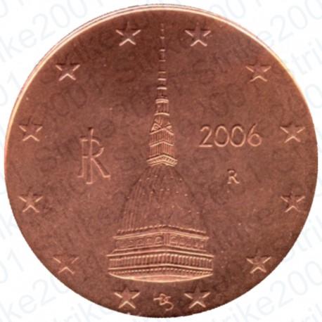 Italia 2006 - 2 Cent. FDC