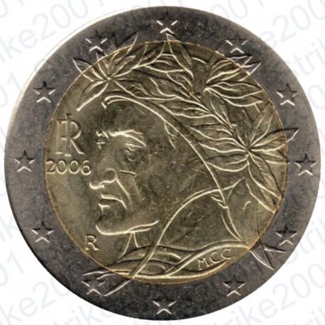 Italia 2006 - 2€ FDC