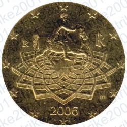 Italia 2006 - 50 Cent. FDC