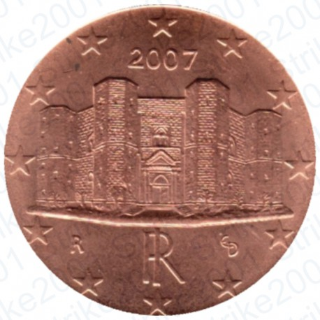 Italia 2007 - 1 Cent. FDC