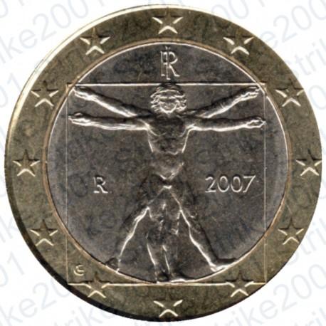 Italia 2007 - 1€ FDC