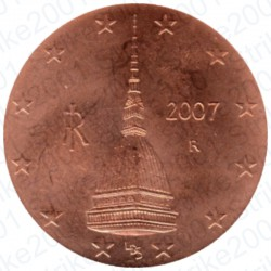 Italia 2007 - 2 Cent. FDC
