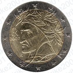 Italia 2007 - 2€ FDC