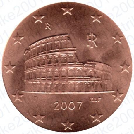 Italia 2007 - 5 Cent. FDC
