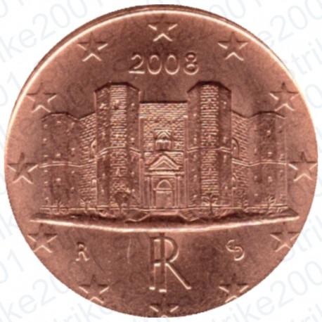 Italia 2008 - 1 Cent. FDC