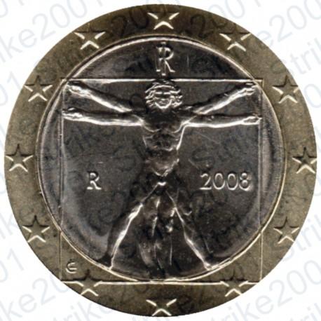 Italia 2008 - 1€ FDC