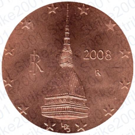 Italia 2008 - 2 Cent. FDC
