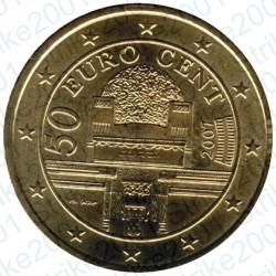 Austria 2007 - 50 Cent. FDC