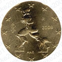 Italia 2008 - 20 Cent. FDC