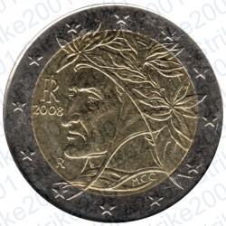 Italia 2008 - 2€ FDC