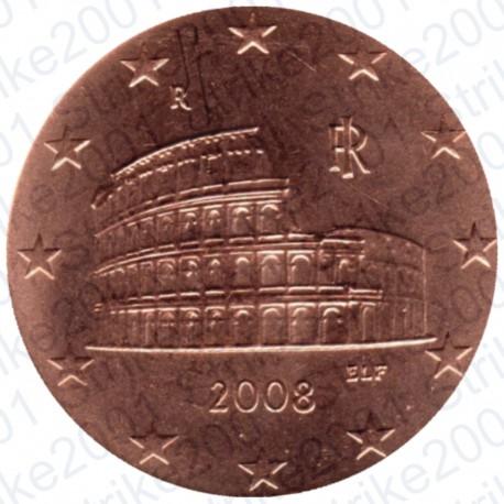 Italia 2008 - 5 Cent. FDC