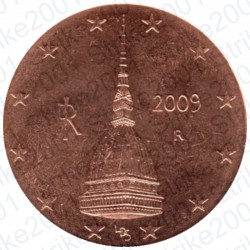 Italia 2009 - 2 Cent. FDC